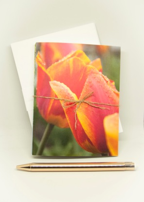 Floral or Landscape blank note cards are perfect for sharing your love of nature on any occasion!
